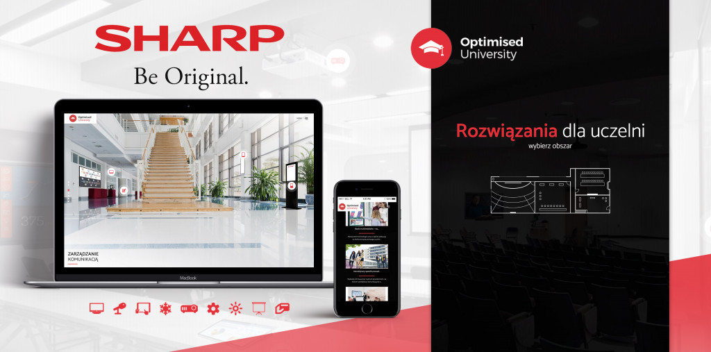 Sharp Optimised University